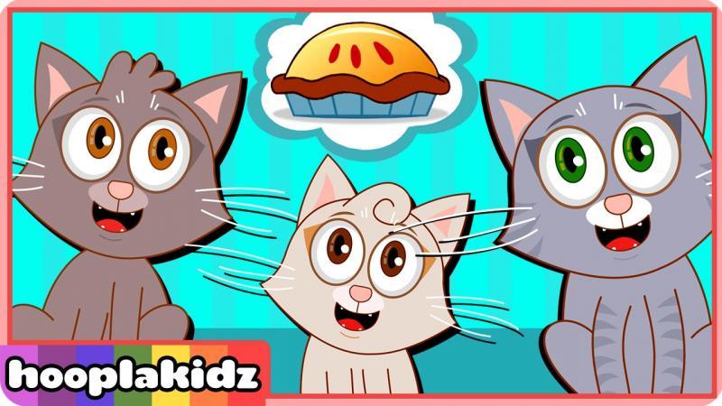 Three Little Kittens Image