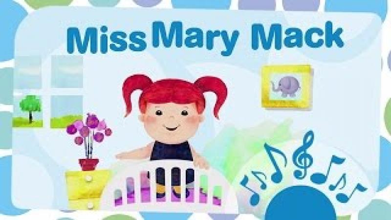 Miss Mary Mack Image