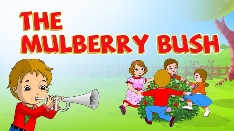 Here We Go Round the Mulberry Bush Image